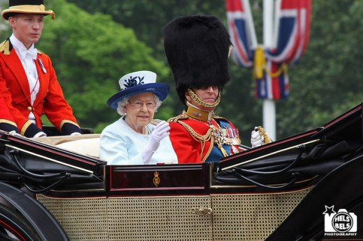 The Queen & The Duke of Edinburgh